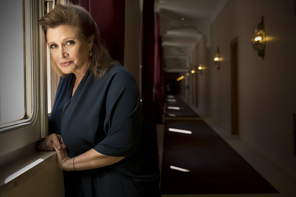 Carrie Fisher – Champion for Mental Health Discussion
