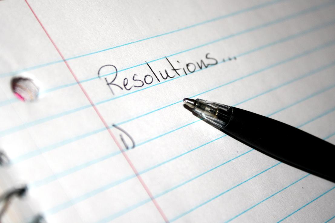 How to Achieve Your New Year's Resolutions – Success after Jan 1st