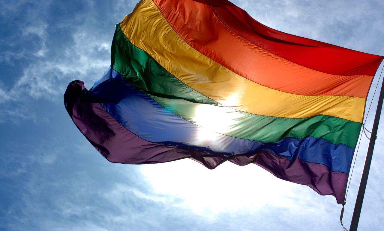 Rainbow Flag Pride Gay Lesbian Bisexual Transgender LGBT LGBTQIA Pride Acceptance Midsumma Hypnotherapy Hypnosis Melbourne Release St Kilda Rd