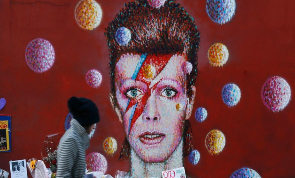 David Bowie Genius Flawed One Year On Hypnotherapy Release Hypnosis Melbourne St Kilda Rd
