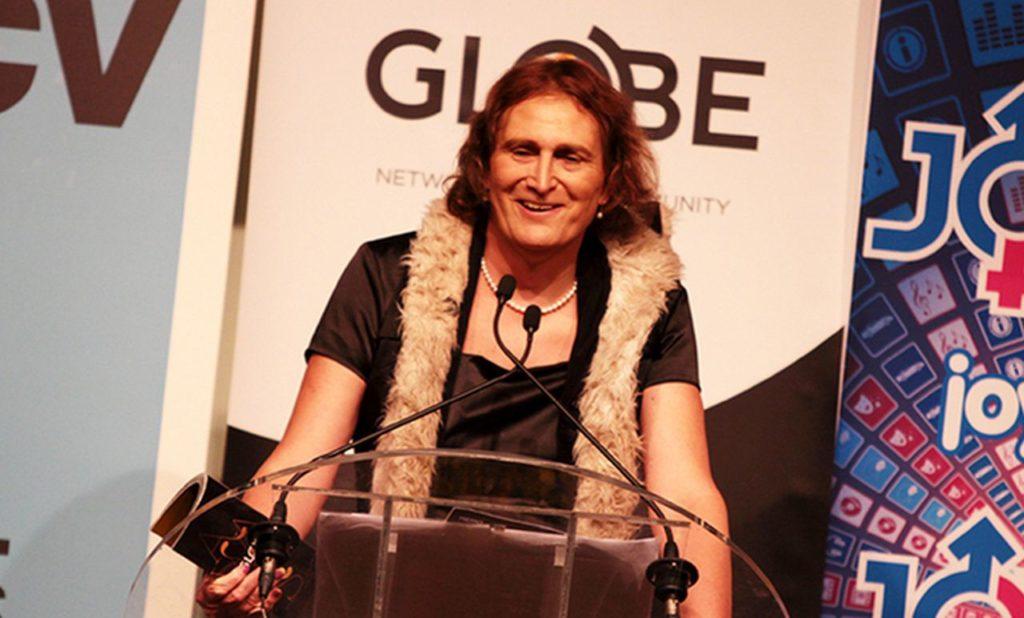 Sally Goldner samesame GLOBE Awards OUTthink Podcast