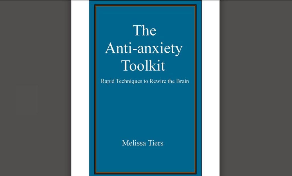 Anti-Anxiety Toolkit Melissa Tiers Release Hypnosis Melbourne Hypnotherapy Anxiety Relief