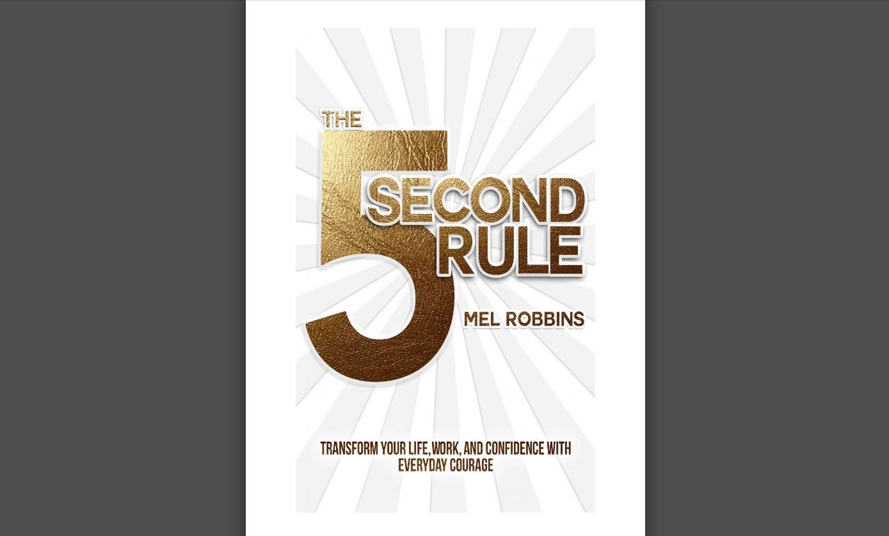 Five Second Rule 5SecondRule 5-4-3-2-1 Go Release Hypnosis Melbourne Hypnotherapy Counselling