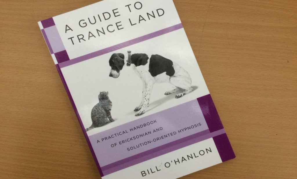 Bill O'Hanlon Guide To Trance Land Ericksonian Hypnotherapy Release Hypnosis Melbourne