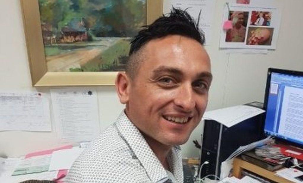 Anthony Lekkas OUTthink Same Sex Domestic Violence