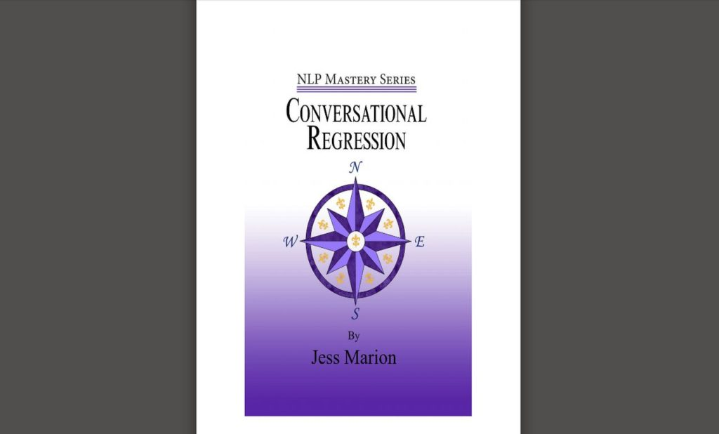 Conversational Regression Jess Marion Review Release Hypnosis Melbourne Hypnotherapy Counselling