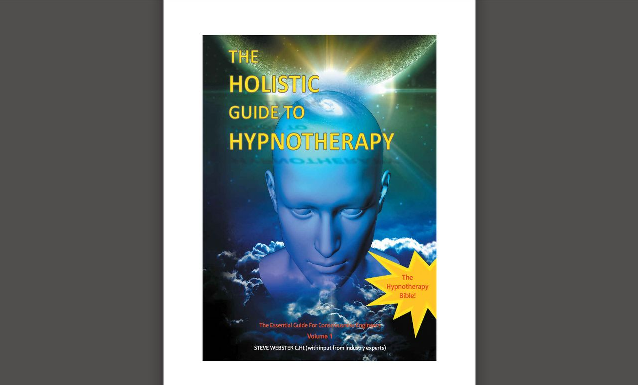 Book Review: The Holistic Guide to Hypnotherapy - Release ...
