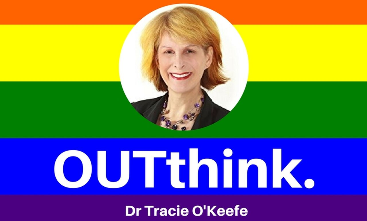 OUTthink Tracie OKeefe LGBT Addiction Release Hypnosis Melbourne Hypnotherapy Counselling Resilience Equality