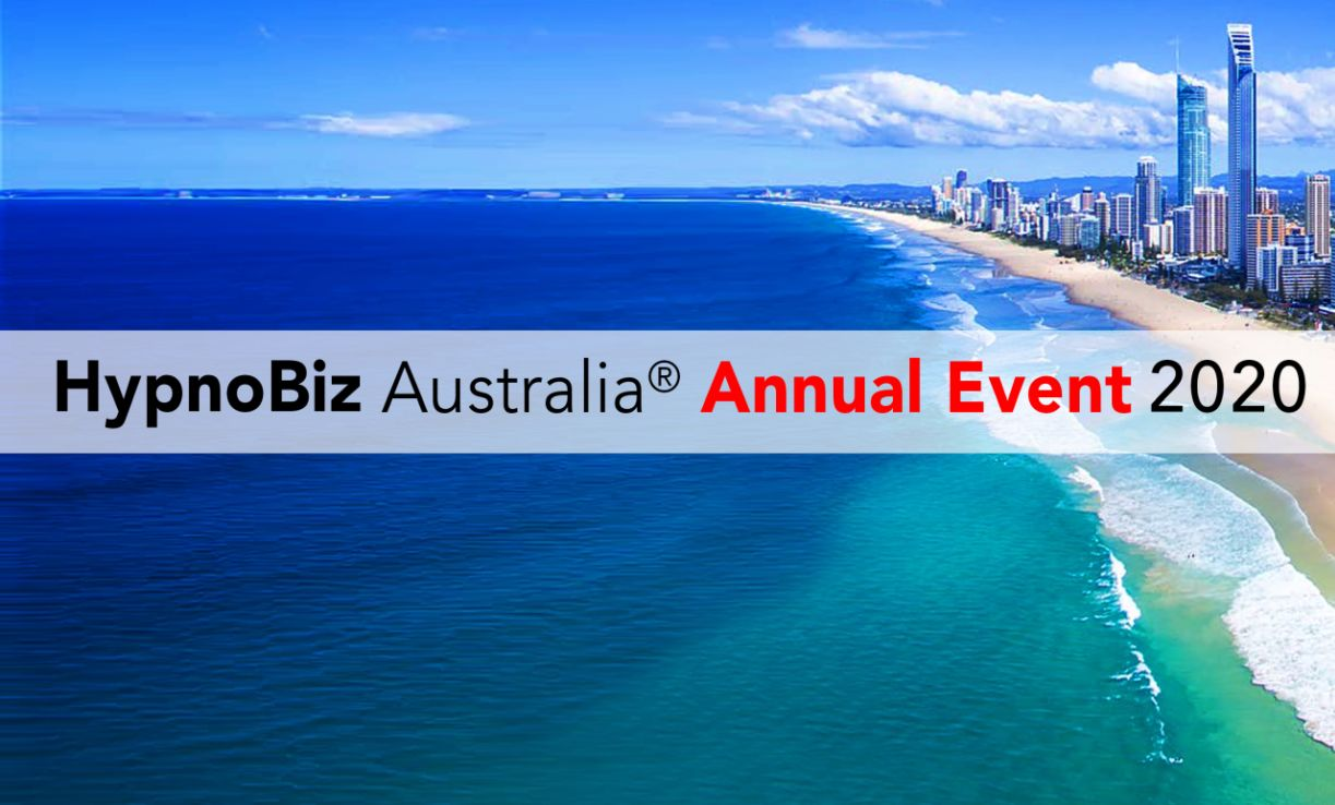 HypnoBiz Australia 2020 Conference Recording for Hypnotherapists Release Hypnosis Melbourne Counselling Hypnotherapy
