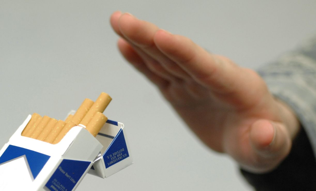 Become a Non-Smoker: What Is a Habit?