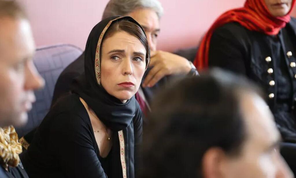 Psuchology Fear Hate New Zealand Prime Minister Jacinda Ardern