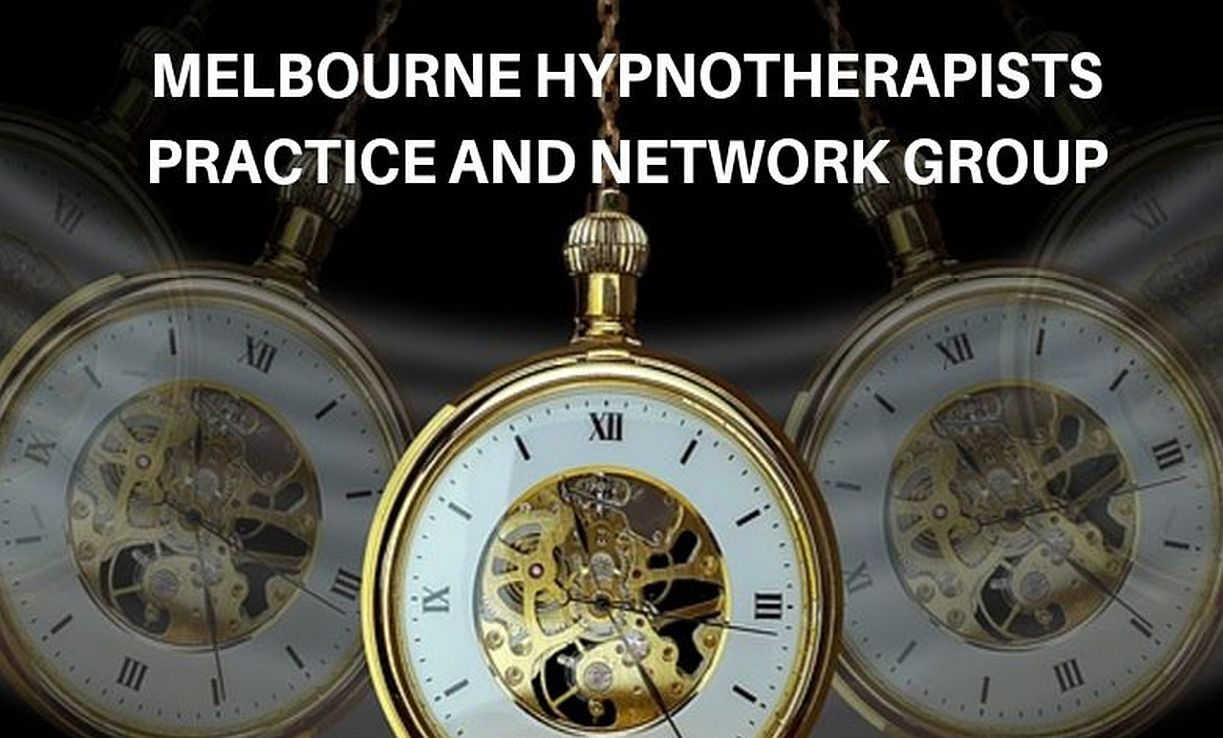 Melbourne Hypnotherapists Practice Network Group Hypnotherapy Hypnotist Hypnotism Release HypnothrapyHQ Training