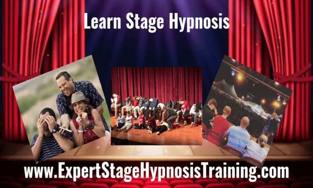 Expert Stage Hypnosis Training Melbourne Dan Candell Michael DeSchalit Release Hypnosis Hypnotherapy HQ Training