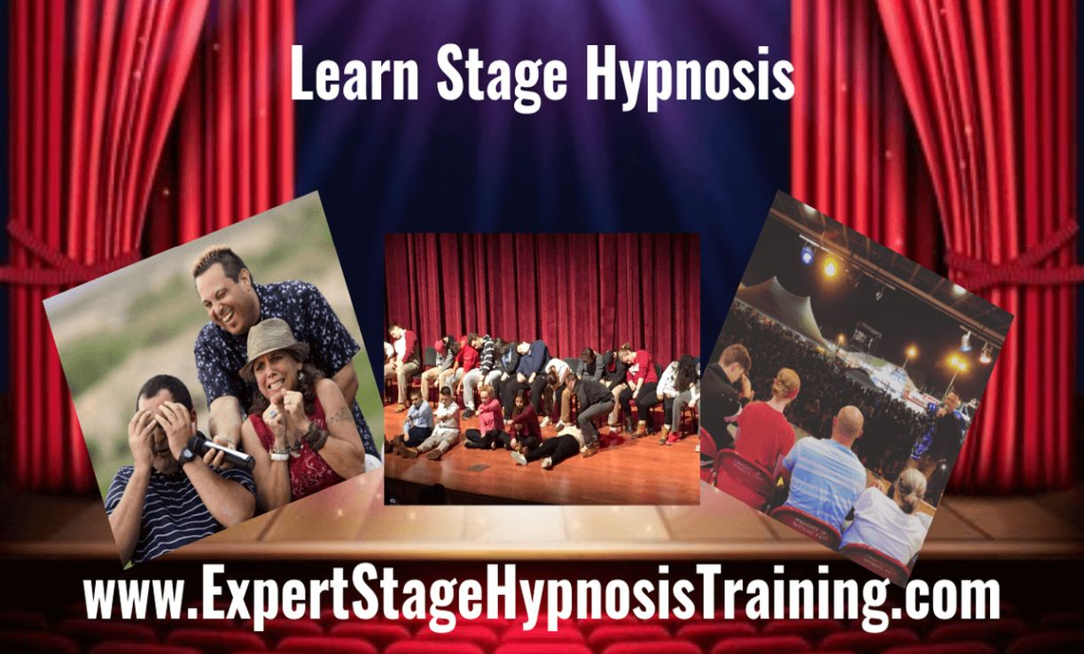 Expert Stage Hypnosis Training
